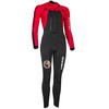 Head ÖTILLÖ Swimrun Rough triathlon kleding Dames rood/zwart